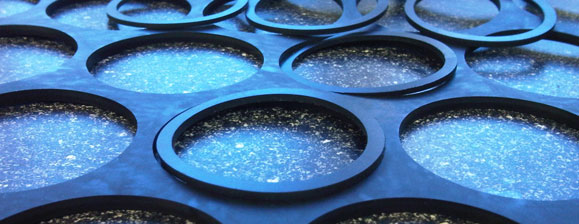 Rubber washer gaskets